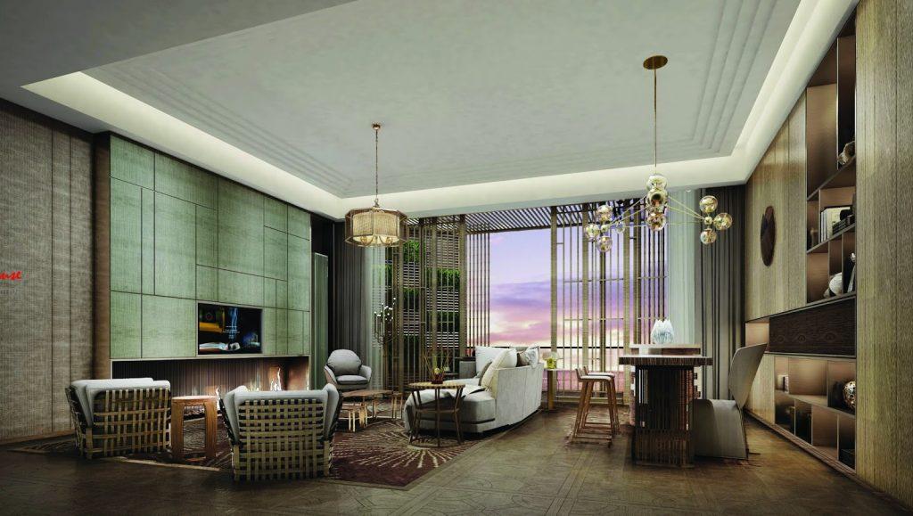 Thiết kế căn hộ tại dự án La Luna Nha Trang