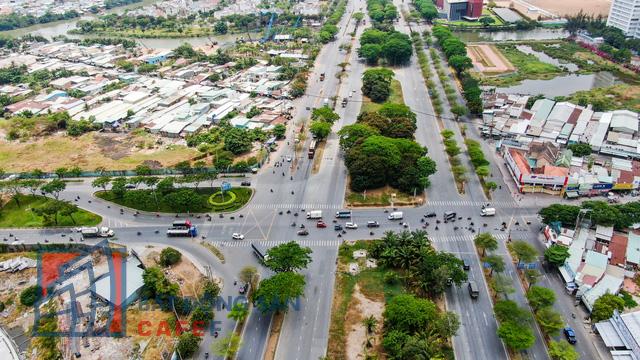 Khởi công xây dựng hầm chui Nguyễn Văn Linh - Nguyễn Hữu Thọ 830 tỉ đồng - Ảnh 1.