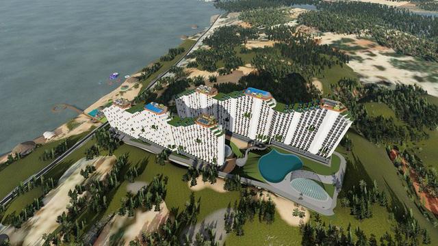 Tuýt còi dự án nghỉ dưỡng 5 sao bán khách sạn thành nhà ở thương mại - Ảnh 1.
