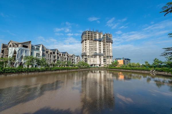 [TÍN HIỆU SÁNG GIỮA MÙA DỊCH]: Hàng trăm căn nhà ở xã hội mở bán tại Hà Nội - Ảnh 1.