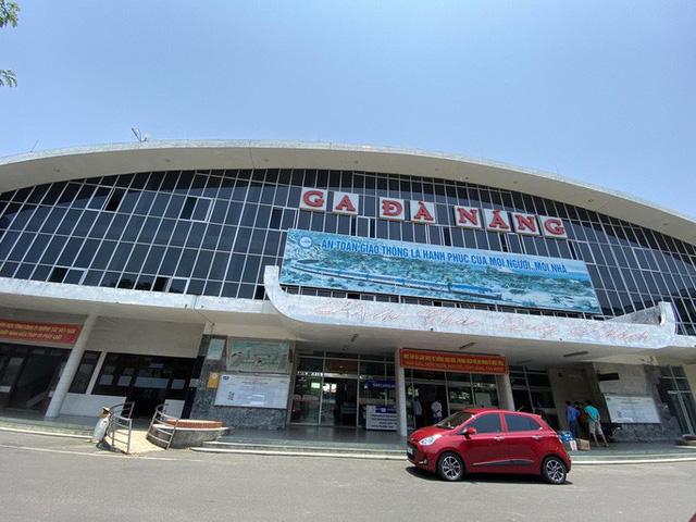 Loay hoay di dời ga Đà Nẵng - Ảnh 1.