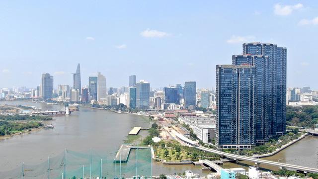 Cuộc đua của hàng loạt cao ốc đu bám dọc tuyến Metro Bến Thành-Suối Tiên - Ảnh 1.