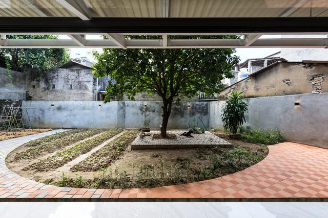 Cặp vợ chồng 9X gây choáng ngợp với ngôi nhà độc đáo ở Thái Nguyên - Ảnh 12.