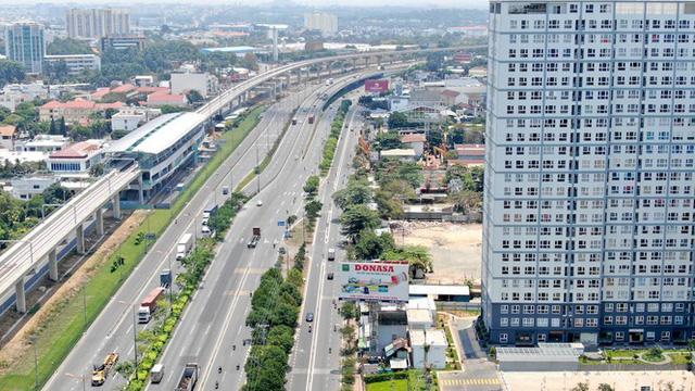 Cuộc đua của hàng loạt cao ốc đu bám dọc tuyến Metro Bến Thành-Suối Tiên - Ảnh 12.