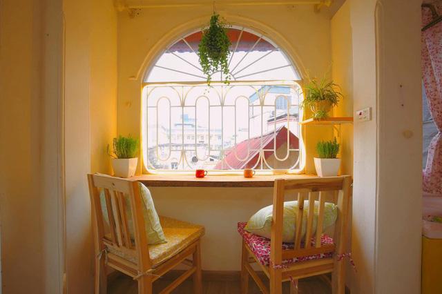 Cải tạo tầng thượng cũ kỹ thành không gian sống vintage lãng mạn - Ảnh 14.