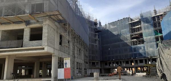 [TÍN HIỆU SÁNG GIỮA MÙA DỊCH]: Hàng trăm căn nhà ở xã hội mở bán tại Hà Nội - Ảnh 2.