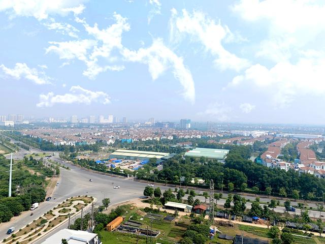 Mục sở thị bên trong dự án sắp bàn giao TSG Lotus Long Biên - Ảnh 2.