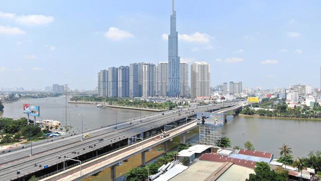 Cuộc đua của hàng loạt cao ốc đu bám dọc tuyến Metro Bến Thành-Suối Tiên - Ảnh 3.