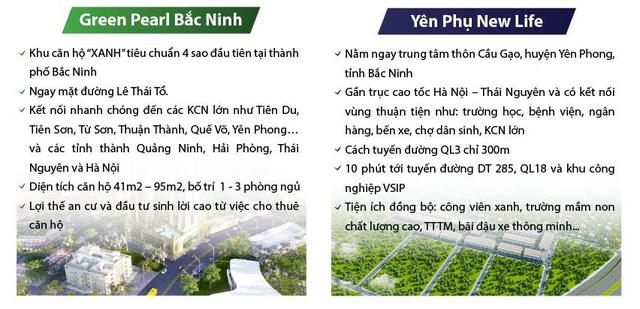 Đất Xanh Miền Bắc tiếp tục ra mắt thị trường BĐS các dự án hấp dẫn - Ảnh 3.
