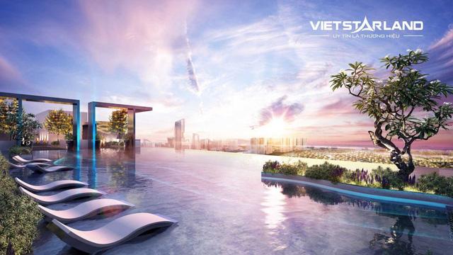 Vietstarland đứng đầu doanh số phân phối căn hộ Sky Oasis trong ngày đầu ra mắt - Ảnh 3.