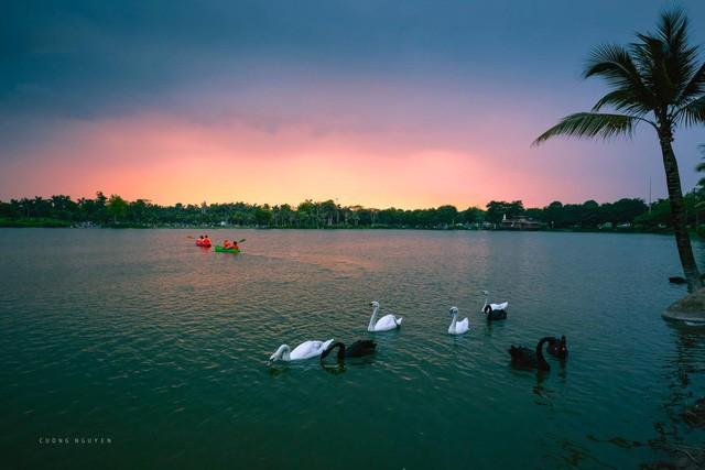 Bên trong đại công viên sinh thái lớn bậc nhất phía Đông Hà Nội có gì? - Ảnh 3.