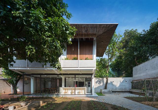 Cặp vợ chồng 9X gây choáng ngợp với ngôi nhà độc đáo ở Thái Nguyên - Ảnh 5.