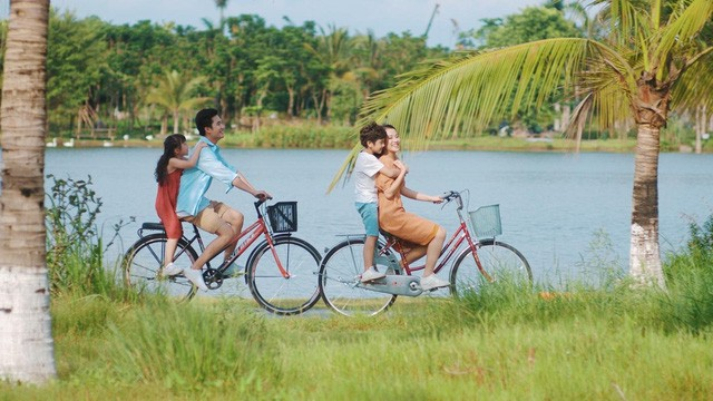 Bên trong đại công viên sinh thái lớn bậc nhất phía Đông Hà Nội có gì? - Ảnh 5.