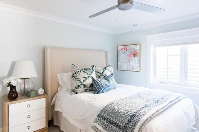 Những căn phòng đẹp sang trọng với sơn tường màu xám - Ảnh 8.