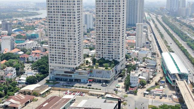 Cuộc đua của hàng loạt cao ốc đu bám dọc tuyến Metro Bến Thành-Suối Tiên - Ảnh 9.