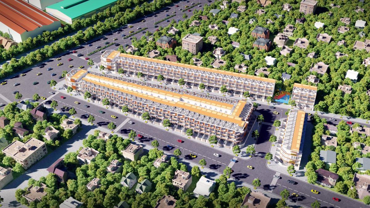 dự án đất nền phú mỹ eco city