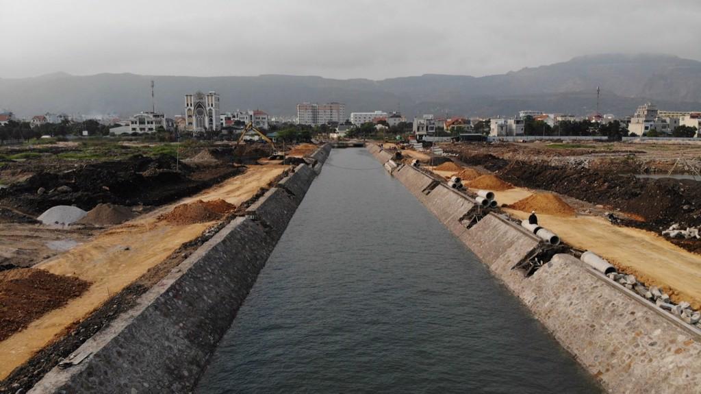 tiến độ của dự án green dragon city tháng 4 năm 2020
