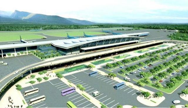 Lào Cai chi 4.200 tỷ đồng xây cảng hàng không Sapa - Ảnh 1.