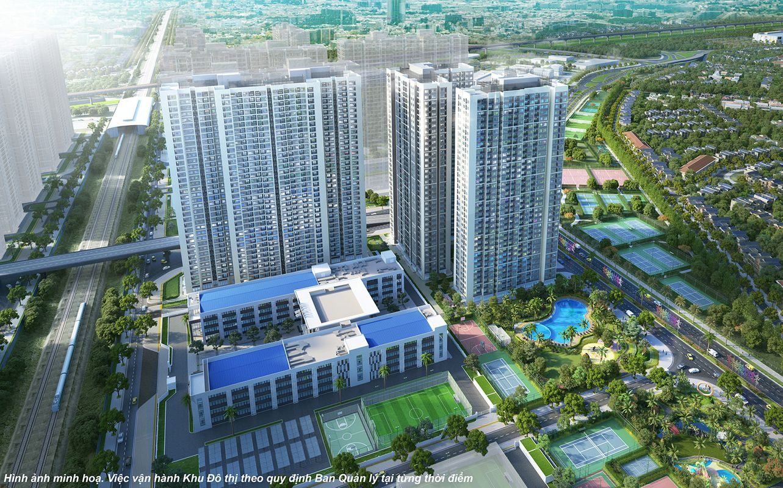 cho thuê chung cư vinhomes smart city