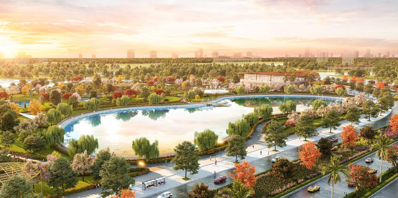 công viên the matrix one khởi công vào quý 3 năm 2020