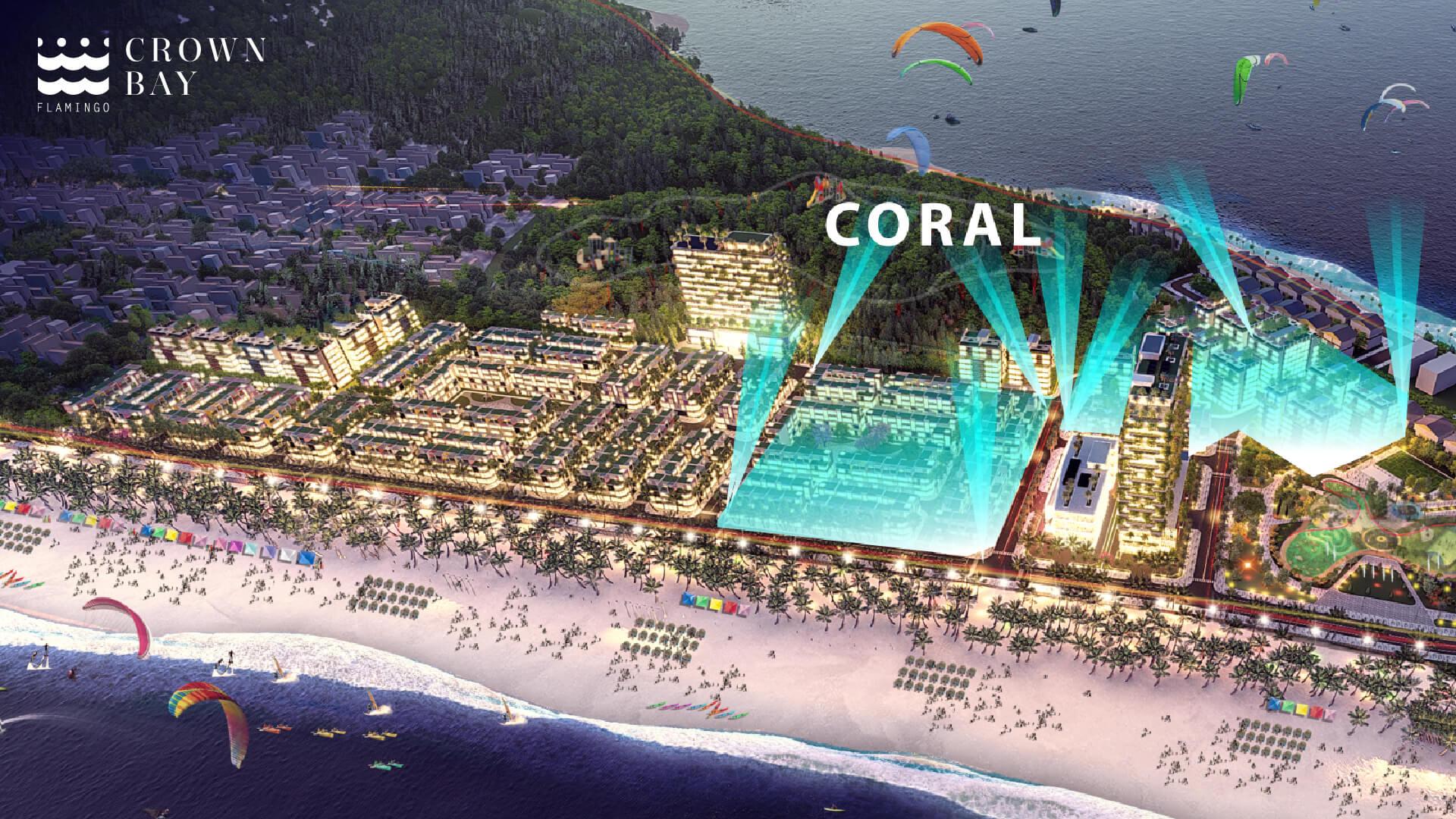 phân khu coral