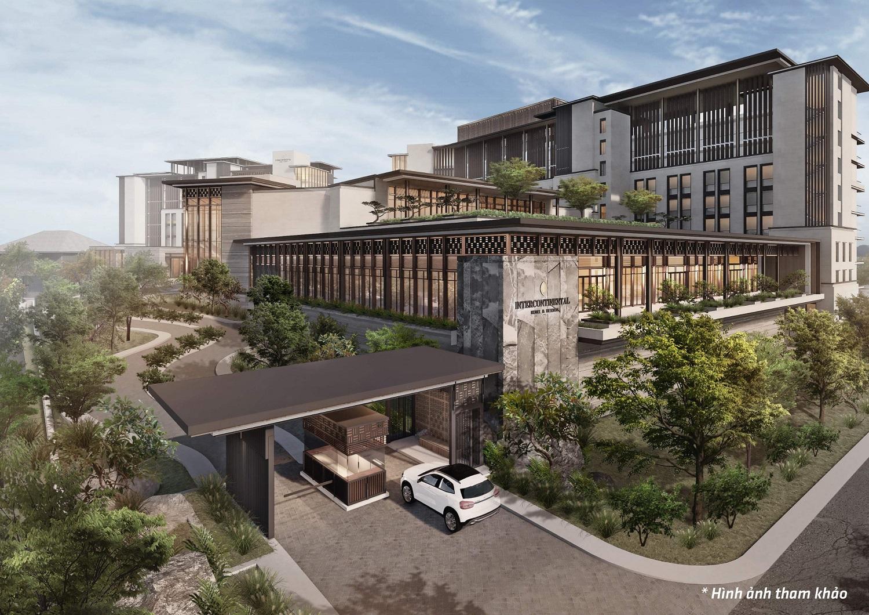 tiện ích dự án intercontinentel residences hạ long bay