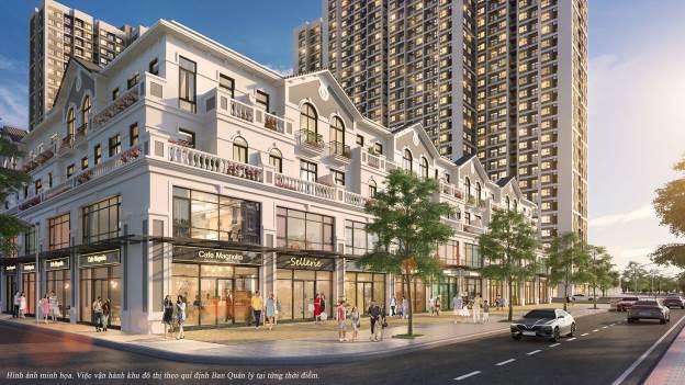Tiết lộ về downtown phồn hoa sắp xuất hiện trong Vinhomes Smart City - Ảnh 1.