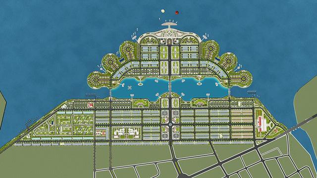 Thêm 2 khu đô thị sinh thái lấn biển ở Tây Nam - Ảnh 2.
