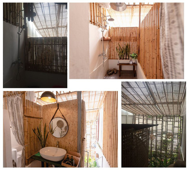 Phù phép tầng tum của nhà ống cũ thành không gian sống tuyệt đẹp - Ảnh 2.