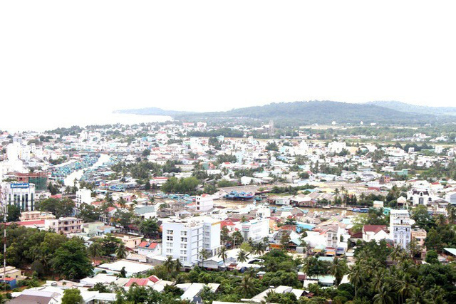 Một số dự án được giảm tiền sử dụng đất trái quy định tại Phú Quốc  - Ảnh 1.