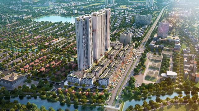 Bất động sản phía Tây Hà Nội hấp dẫn nhờ hạ tầng đồng bộ - Ảnh 1.
