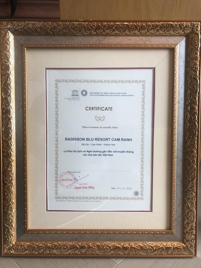 Eurowindow Holding đón quyết định công nhận 2 khách sạn nghỉ dưỡng tại Cam Ranh đạt chuẩn 5 sao - Ảnh 1.