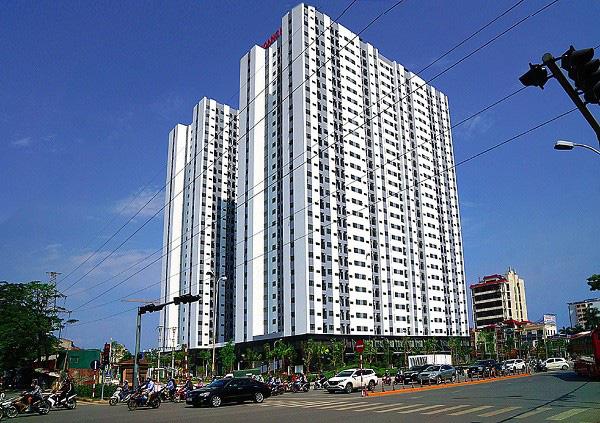 Bộ Tài chính nói về đổi 99ha 'đất vàng' để cải tạo 2 chung cư cũ ở Hải Phòng - Ảnh 1.