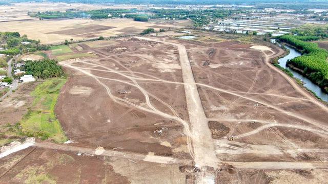 Cận cảnh khu đất ở Bà Rịa-Vũng Tàu đang bị kiểm tra vì bán đất nền kiểu Alibaba  - Ảnh 13.