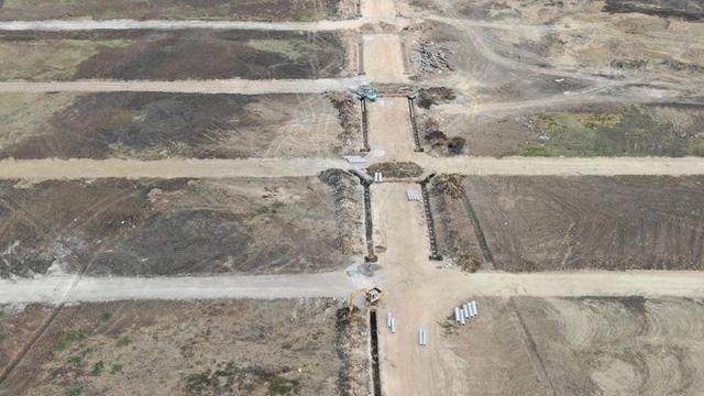 Cận cảnh khu đất ở Bà Rịa-Vũng Tàu đang bị kiểm tra vì bán đất nền kiểu Alibaba  - Ảnh 20.