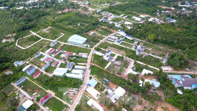 Nhìn từ trên cao đảo ngọc Phú Quốc bị 'băm nát' do buông lỏng quản lý - Ảnh 3.