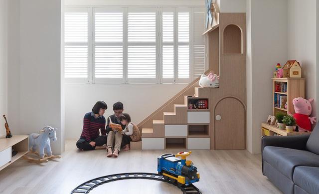 Vợ chồng trẻ quyết tâm cải tạo nhà thành nơi an toàn cho con - Ảnh 3.