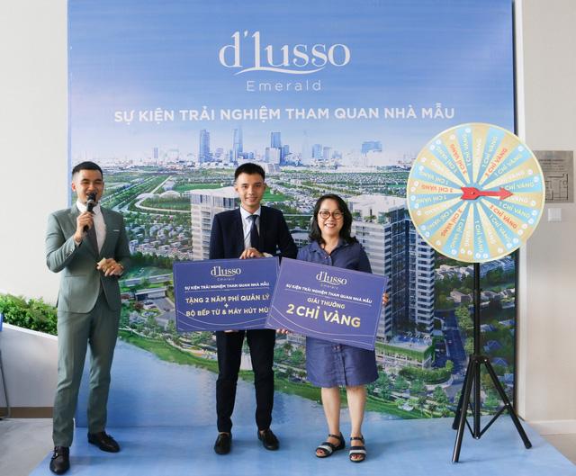 BĐS khu Đông sôi động với lễ ra mắt dự án d'Lusso Quận 2 - Ảnh 2.