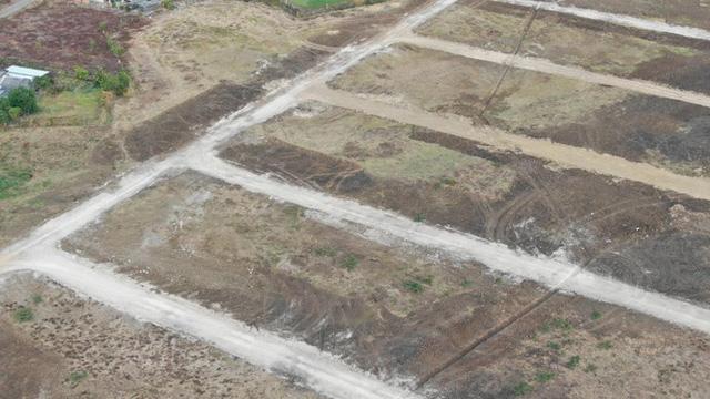 Cận cảnh khu đất ở Bà Rịa-Vũng Tàu đang bị kiểm tra vì bán đất nền kiểu Alibaba  - Ảnh 21.