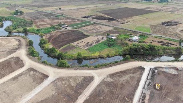 Cận cảnh khu đất ở Bà Rịa-Vũng Tàu đang bị kiểm tra vì bán đất nền kiểu Alibaba  - Ảnh 23.
