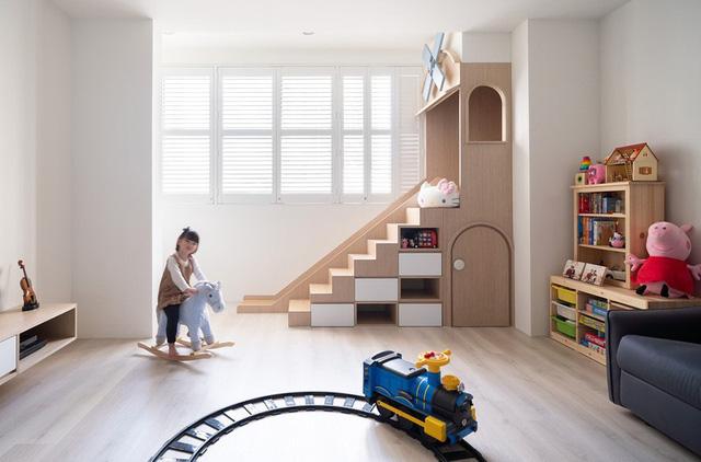 Vợ chồng trẻ quyết tâm cải tạo nhà thành nơi an toàn cho con - Ảnh 4.