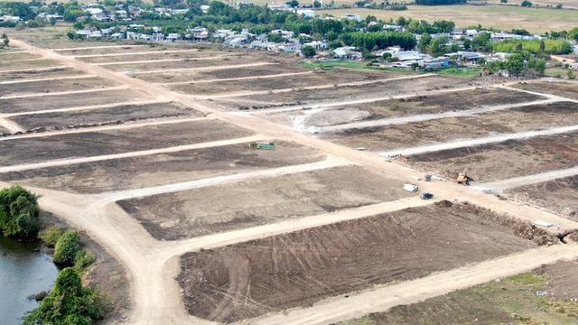 Cận cảnh khu đất ở Bà Rịa-Vũng Tàu đang bị kiểm tra vì bán đất nền kiểu Alibaba  - Ảnh 33.