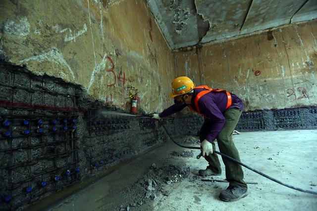 Thi công ga ngầm đường sắt đô thị Nhổn - Ga Hà Nội dưới độ sâu 19 m  - Ảnh 6.