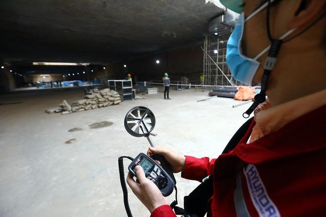 Thi công ga ngầm đường sắt đô thị Nhổn - Ga Hà Nội dưới độ sâu 19 m  - Ảnh 7.