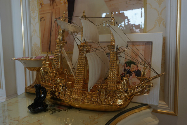 Sau biệt thự dát vàng mọi ngõ ngách, đại gia Hải Dương sắp ra mắt lâu đài 10 triệu USD - Ảnh 9.