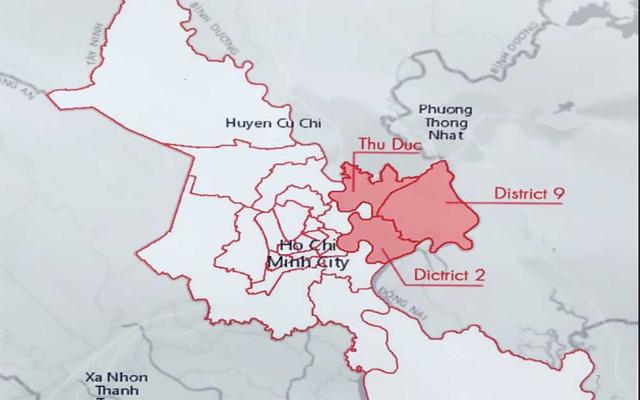 Lập thành phố phía Đông Tp.HCM tác động như thế nào đến thị trường bất động sản? - Ảnh 1.