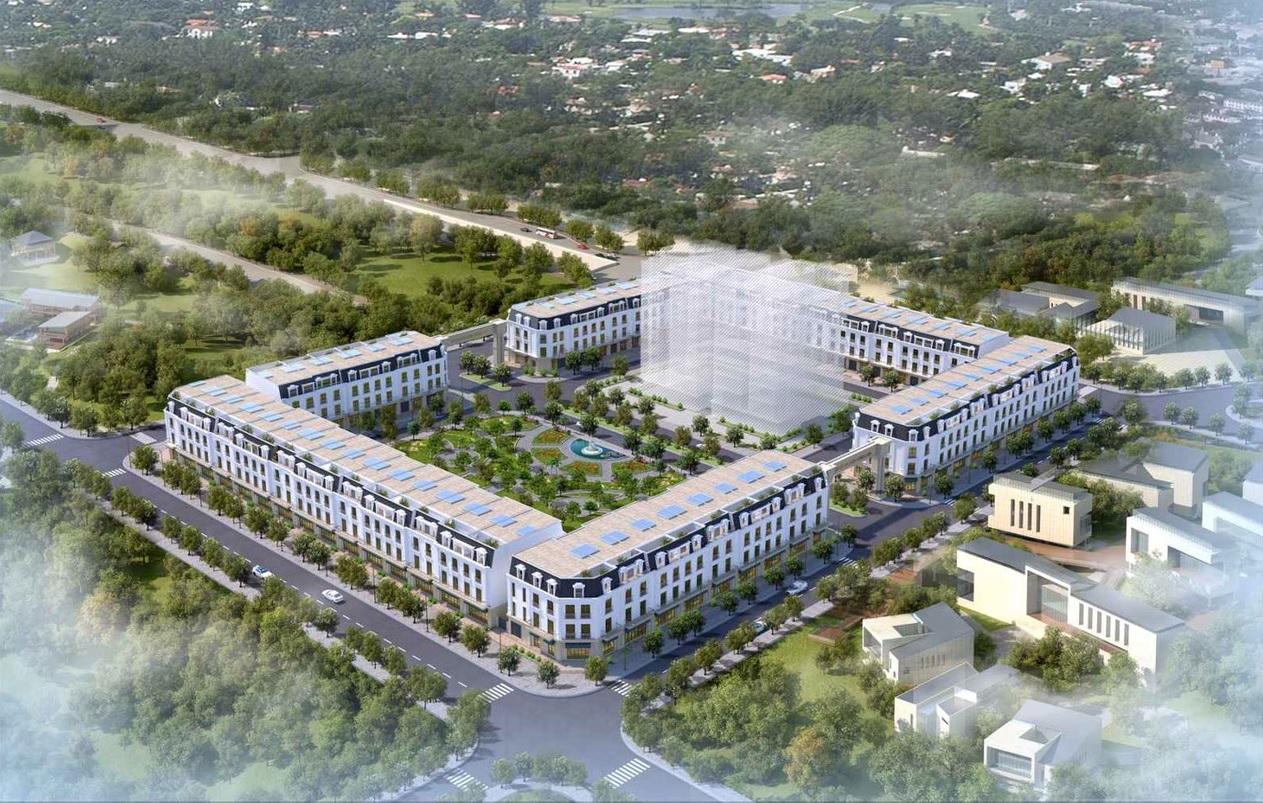 dự án D'. Metropole Hà Tĩnh