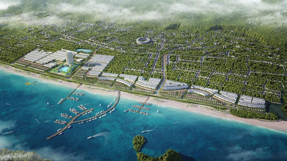 dự án green dragon city ttp cẩm phả