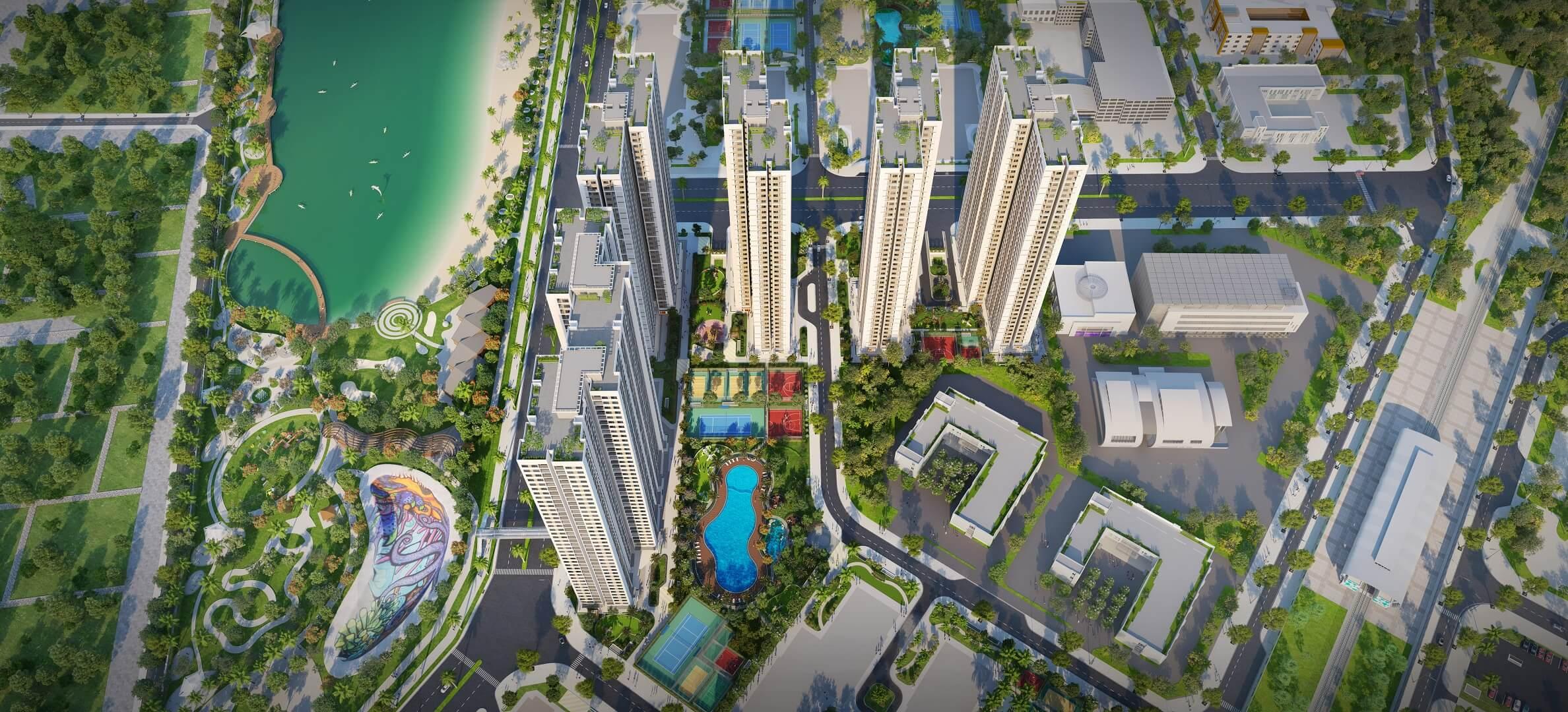 dự án imperia smart city tây mỗ