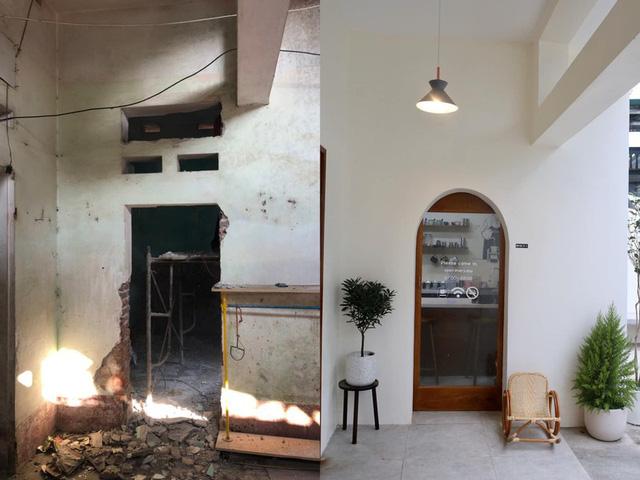 Ngôi nhà cũ kỹ được cải tạo thành không gian đẹp như trong cổ tích - Ảnh 1.